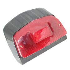 New Rear Light Tail Lamp Assembly Black Lambretta GP Scooter