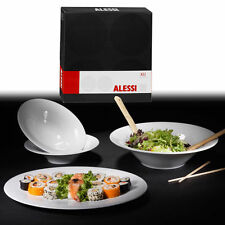 Alessi Porcelain Kitchen Tableware, Serving & Linen