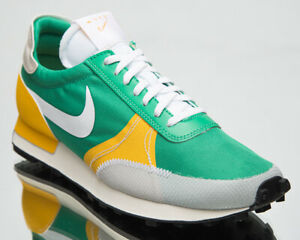 Nike Daybreak Type SE Men's Green White Yellow Casual Lifestyle Sneakers Shoes