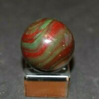 Handpicked Rare Early JABO Multi-Color Swirl Marble, Shooter Size .968=31/32 M!