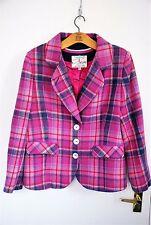 Ness Tweed Jacket Size 16