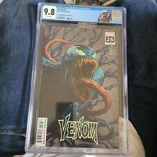 Marvel Comics Venom #25 Second Printing Variant Edition CGC 9.8