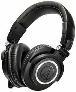 Audio Technica Kopfhörer ATH-M50x DJ Einohrmonitoring Ohrumschließend  ohne OVP