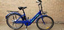 """Ladies Durabike eazi-rider Electric Bike - Blue 16"""" Frame"""