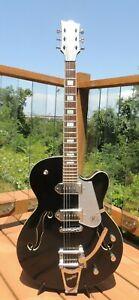 Reverend PA-1 Pete Anderson Signature Hollowbody Electric Guitar w/Gig Bag