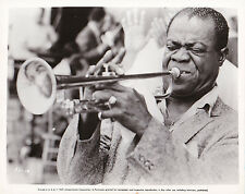 Louis Armstrong Satchmo The Great Edward R. Murrow Original Vintage 1957