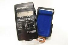 Gossen Mastersix Electronic ambient and flash exposure meter [Excellent] Japan