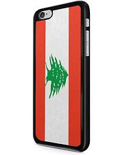 Country Flag Iphone 6/7 case cover Lebanon