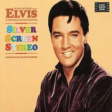 PRESLEY, ELVIS - Silver Screen Stereo - CD  Brand New, Very Rare