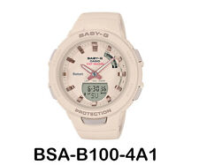 100% Authentic Casio Baby G Step Tracker with Bluetooth BSA-B100-4A1