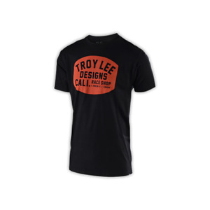 Troy Lee Designs T-Shirt TLD Motocross MX BMX MTB DH Gear Blockworks Black