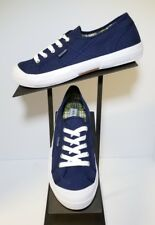 Steve Madden Women's Blokee Fashion Sneaker, Navy Blue 10 M US * Discontinued *
