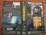 THE ENEMY BELOW ROBERT MITCHUM SLICK/COVER ONLY FOR VHS VIDEO TAPE, NO TAPE