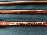SAGE TCR 10150-4 Spey Rod, 4 piece rod, with original sock, no tube