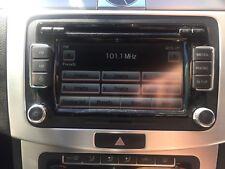 Genuine Volkswagen RCD510 Head Unit 5K0035190A