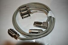 Hp Hewlett Packard National Instruments Gpib Cable Lot 92220r 10833awl51
