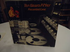 Ten Years After ‎– Recorded Live - Gatefold - GER Chrysalis 1973 Vinyl LP