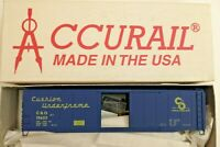 HO scale Accurail Chesapeake and Ohio 50' plug Box Car C&O 19623 vintage