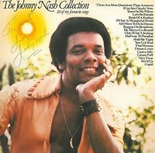 JOHNNY NASH The Johnny Nash Collection Vinyl LP Epic S EPC 10008 1977 Signed