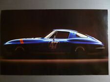 1964 Chevrolet Corvette Sting Ray Print, Picture, Poster RARE!! Awesome L@@K