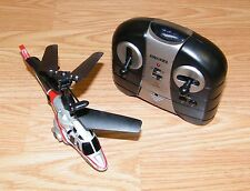 Propel RC Micropter (15002) RED Micro Wireless Indoor RC Helicopter **READ**
