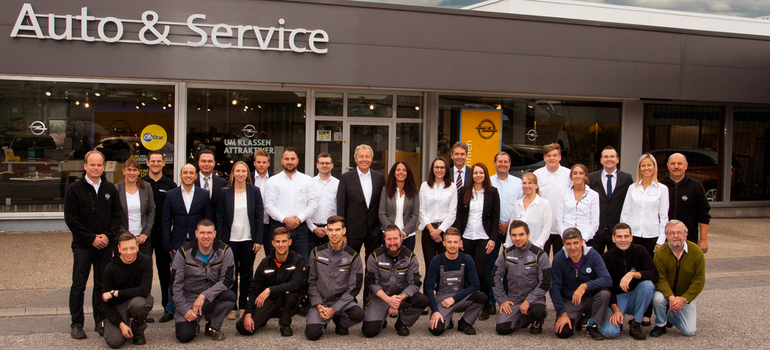 Auto & Service A&S GmbH & Co.KG