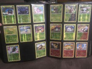 Pokemon Complete Set Xy Steam Seige Reverse NM