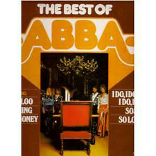 LP vinyl 33t ABBA The best of Abba (Hong Kong ?) LP Polydor  EX/EX