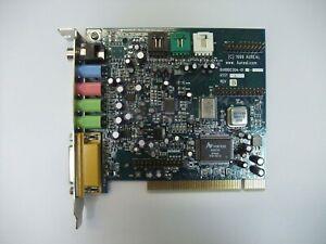 Aureal Vortex2 SQ2500 Coaxial AU8830 Sound Card PCI