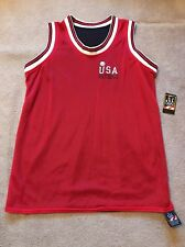 NEW VINTAGE NWT 1992 USA OLYMPIC BASKETBALL JERSEY DREAM TEAM JCPENNEY EXCLUSIVE