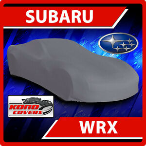 [SUBARU WRX] CAR COVER - Ultimate Full Custom-Fit All Weather Protection