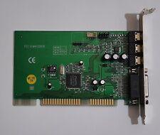 GVC Media Technology S0038 ISA Soundkarte (Crystal CX4235, 1998)