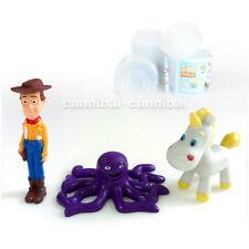 ~ disney TOY STORY - Zaini Chocolate Surprise egg - 3 figures toy (B)