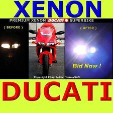 *XENON* DUCATI  *899* PANIGALE (H11) 2013 / 2014 / 2015 / 2016 -byJimmy540i.com