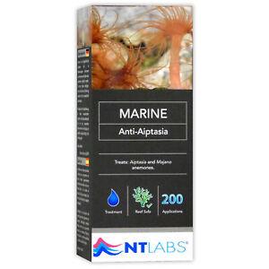 NT Labs Anti-Aiptasia 100ml Marine Coral Treatment Reef Aquarium Fish Tank