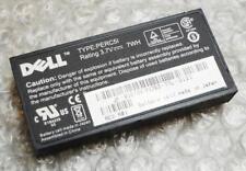 Dell U8735 0U8735 PERC5I Ion-Lithium Batterie Rechargeable Ensemble - 3.7V - 7WH