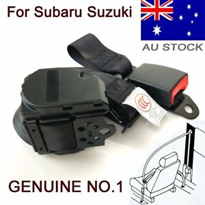 For Subaru Suzuki Cars AU Universal Sash Seat Belt Seatbelt Extender Kit Replace