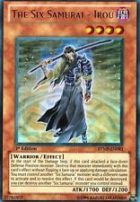 The Six Samurai - Irou 1st X 3 RYMP-EN093 Ultra Yugioh
