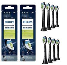 Philips Sonicare DiamondClean Toothbrush Head, 2 x 4 Pack, Black, HX6064/95 - US