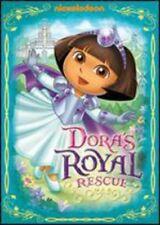 Dora the Explorer - Dora the Explorer: Dora's Royal Rescue [New DVD] Full Frame,
