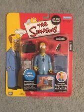 Herb Powell Simpsons Figure