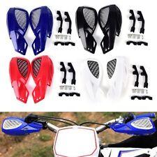 Bike ATV MX Motocross Motorcycle Hand Guards Handguards With Mount Kit WE9X