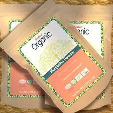 Radico Organic MANJISTHA Root Powder Bio Pflanzenpulver Färberwurzel Haarkur
