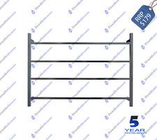 Small Bathroom Square 4 Bar Towel Ladder 700 mm x 500 mm Polished Chrome