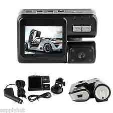 New 120° HD Car LED DVR Road Dash Video Camera Cam Recorder Camcorder LCD