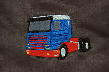 Scania 142 embroidered on Polo Shirt