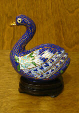 Oriental Figurine  #SO20206B DUCK w/ STAND, NEW from our Retail Store, Mint