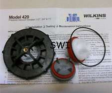 "Wilkins 1"" 420 Freeze Repair Kit RK1-420FK PVB Backflow Preventer PVB BACK FLOW"