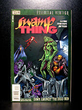 COMICS: DC: Essential Vertigo: Swamp Thing #12 (1990s) - RARE (batman/moore)