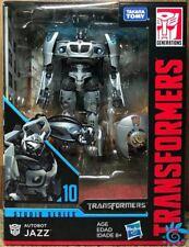 Hasbro Transformers Studio Series 10 Deluxe Class Autobot Jazz Action Figure
